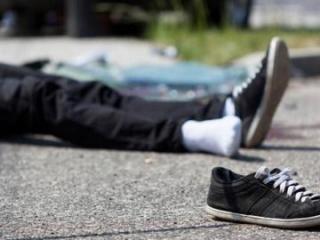 Abşeronda avtomobilin vurduğu kişi ölüb