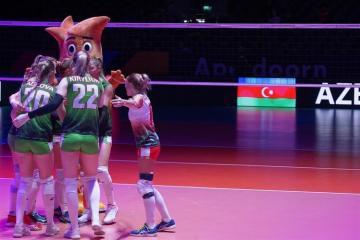 Подтверждено участие сборной Азербайджана по волейболу в финальном этапе ЧЕ