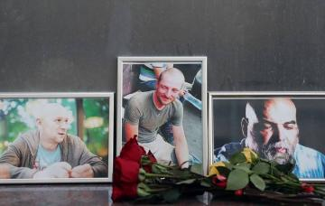 Russia's Investigative Committee confirms that Orkhan Jamal and other Russian journalists killed on robbery purpose