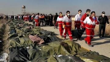 Командующий КСИР извинился за сбитый в Иране украинский самолет