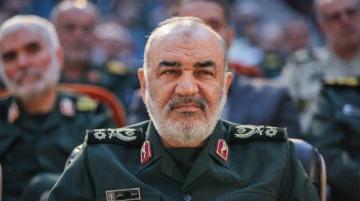 """SEPAH Komandanı: """"Həyatımda heç vaxt belə utanmamışam"""""""