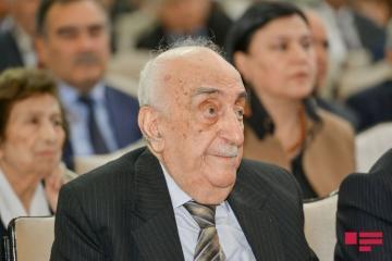 Khoshbakht Yusifzade awarded the Heydar Aliyev Order