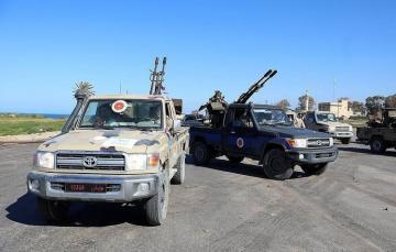 Haftar says ceasefire agreement ignores Libyan army's demands