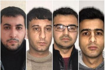 Задержаны лица, совершившие крупное ограбление в Баку