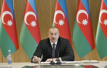 Ильхам Алиев: Армения сегодня является политическим, экономическим, инвестиционным, энергетическим и транспортным тупиком