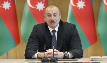 Президент Ильхам Алиев: Никакая страна не может стать транзитной без сотрудничества с соседями