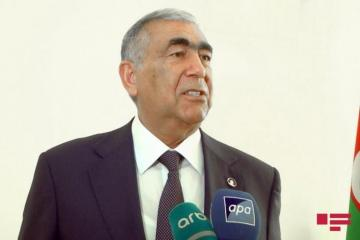 В прошлом году в Азербайджане были построены дороги протяженностью 1 376 км