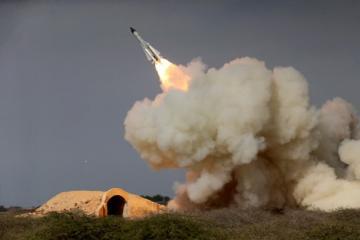 Suriyanın Homsdakı aviabazasına dronlardan raket zərbələri endirilib