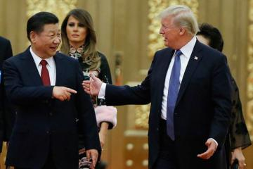 Трамп посетит Китай