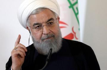 "Rouhani: ""Iran's nuclear enrichment at higher level than before 2015 deal"""