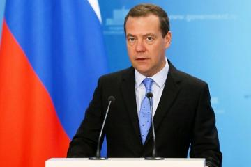 Medvedev appointed as Deputy Chairman of Russian Security Council