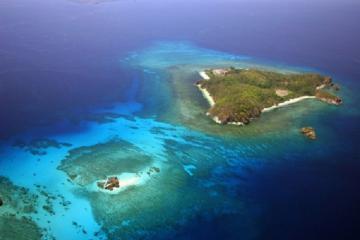 İndoneziyada dəniz səviyyəsinin qalxmasına görə iki ada suyun altında qalıb