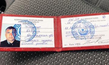 МВД: Оружие Дильгама Аскерова может быть возвращено ему после его освобождения