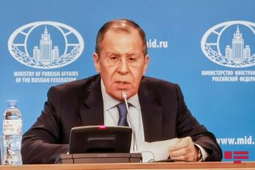 "Sergei Lavrov: ""No significant changes in Nagorno Garabakh conflict settlement"""