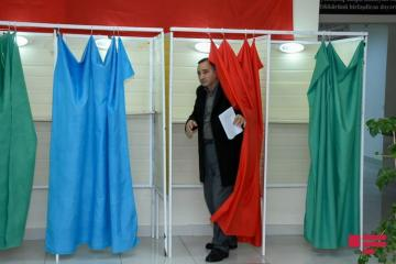 Number of candidates registered for early parliamentary elections in Azerbaijan reaches 1622