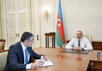 "President: ""Azerbaijan has become one of Eurasia's international transport centers"""