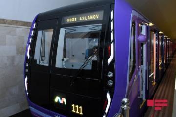 В феврале в Баку доставят первую партию новых вагонов метро