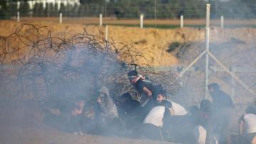 В Газе при взрыве израильской мины погиб палестинец