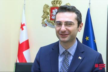Вице-спикер парламента Грузии: Мы рядом с азербайджанским народом, с которым разделяем наши ценности и историю -[color=red] ИНТЕРВЬЮ[/color]