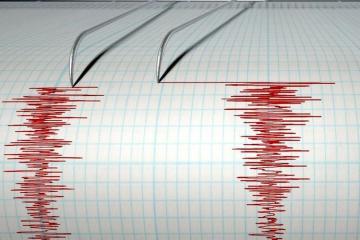 У берегов Греции произошло землетрясение магнитудой 5,0