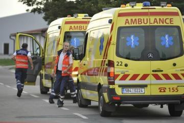 Çexiyada qocalar evində yanğın olub, 8 nəfər ölüb, 29 nəfər xəsarət alıb