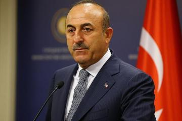 Mevlut Cavusoglu expresses condolences to Azerbaijani people on occasion of 30th anniversary of January 20 tragedy