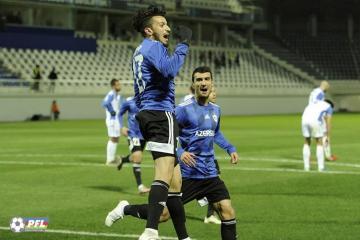 Премьер-лига Азербайджана поднялась на 56-е место в мире
