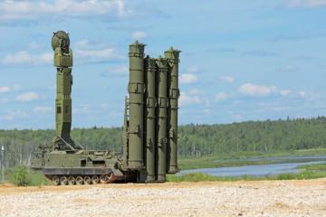 Россия поставила Турции более 120 ракет для С-400