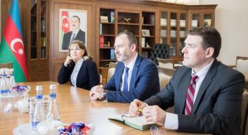 Исполнительный директор «Total»: Первый газ с месторождения «Абшерон» планируется получить в 2021 году