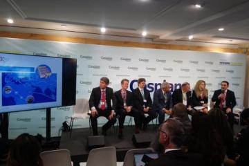 Dünya İqtisadi Forumunun panel müzakirəsində Bakı Limanının əhəmiyyəti qeyd edilib