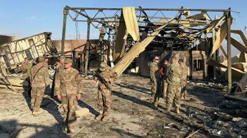 Число пострадавших военных США при ударе Ирана может превышать 11
