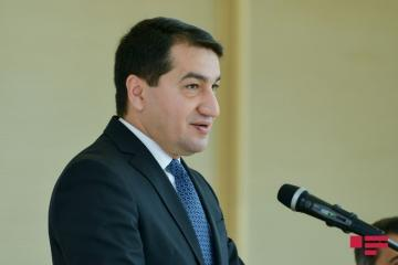 "Hikmet Hajiyev: ""EaP should meet needs and requirements of partner countries"""