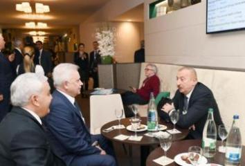 Принято решение о совместной разработке азербайджанских месторождений «Нахчыван» и «Гошадаш» с российской компанией LUKOIL