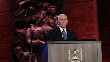 Вице-президент США призвал объединиться против Ирана