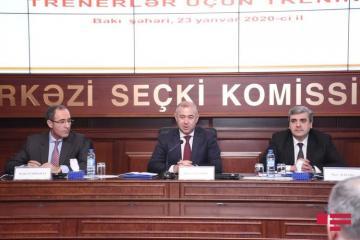 В связи с парламентскими выборами аккредитованы более 210 международных наблюдателей