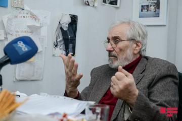 """Xalq artisti Oktay Mir-Qasım: """"Əhalimizi milli və dünya kinematoqrafiyasına qaytarmaq lazımdır"""" - [color=red]MÜSAHİBƏ[/color]"""