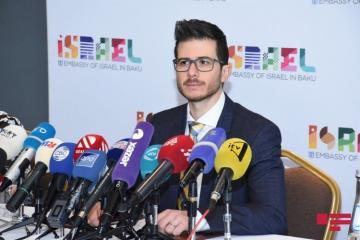 Джордж Дик: Горжусь тем, что являюсь послом в Азербайджане