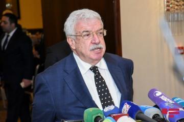 Михаил Гусман поблагодарил президента Азербайджана