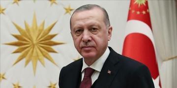 Эрдоган следит за ситуацией в зоне землетрясения