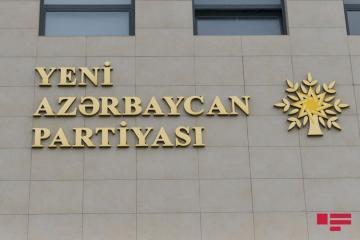 Fərdi qaydada deputatlığa namizədliyini irəli sürmüş bir qrup YAP-çı partiyadan çıxarılıb