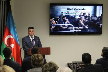 Award-winning documentary on Armenia-Azerbaijan conflict screened in Los Angeles - [color=red]VIDEO[/color]