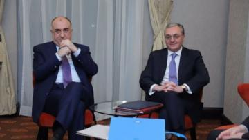 Azərbaycan və Ermənistan Xarici İşlər nazirlərinin görüşünün vaxtı və yeri açıqlanıb