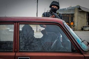 В Нардаране в автомобиле обнаружено оружие
