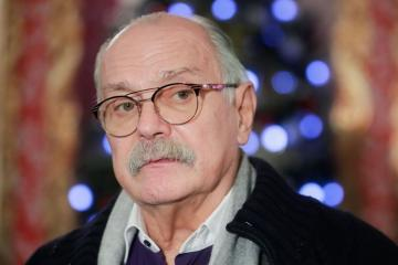 """Mikhalkov: """"We are ready for shooting of the film about relocation of Armenians to Garabagh"""""""