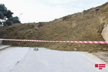 В МЧС рассказали о предстоящей работе на оползневом участке в Падамдаре