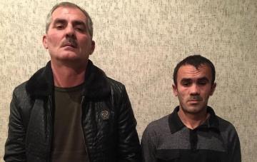 Задержаны совершившие квартирные кражи в Баку