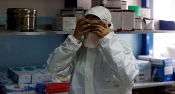 Over 5,900 coronavirus cases confirmed in China, death toll at 132