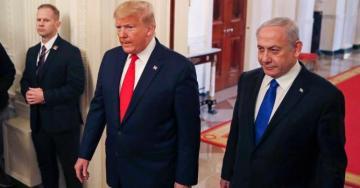Трамп раскрыл детали плана ближневосточного урегулирования