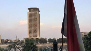 Egyptian Foreign Ministry calls on Israel, Palestine to start dialogue under US auspices