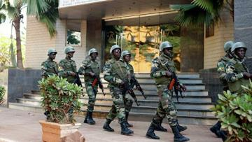 39 dead in Saturday's terrorist attack in Burkina Faso